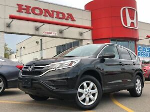 2015 Honda CR-V LX AWD, low km, roadsport original