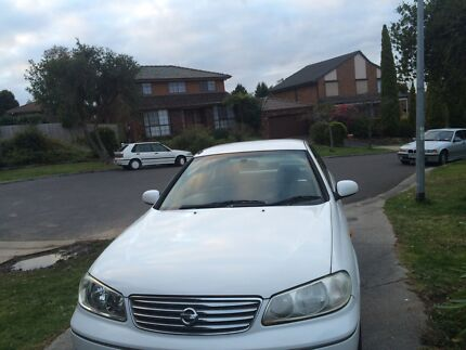 Nissan pulsar 2004 excellent condition Doveton Casey Area Preview