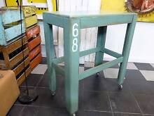 INDUSTRIAL STYLE SIDE / HALL / KITCHEN TABLE Old Toongabbie Parramatta Area Preview
