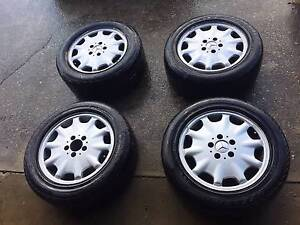 """Set of 4 x 16"""" Tyres & Rims Ryde Ryde Area Preview"""