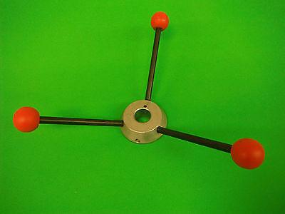 Quill Handle Milling Machine Spider Handle Drill Press Usa 1 Id Bridgeport New