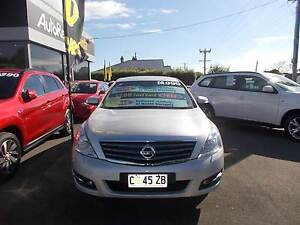 2012 Nissan Maxima Sedan Devonport Devonport Area Preview