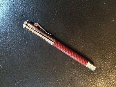 Graf von Faber-Castell, Classic Makassar Tintenroller Rollerball Kugelschreiber gebraucht kaufen  Hohentengen