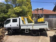 DIGGERS ON DEMAND - Tight access Excavation and Earthworks Frankston Frankston Area Preview
