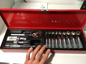 Ensemble socket set douille proto made in usa ! Neuffff