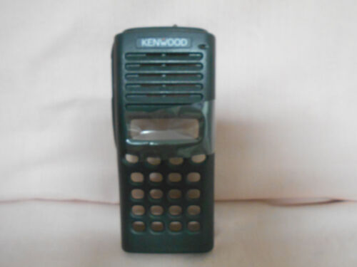 KENWOOD A02-2386-01 NEW BLACK SILICONE PROTECTIVE CASE FULL DTMF TK373