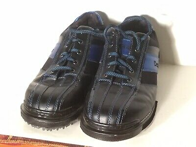 Dexster SST 8 PRO , Bowling Shoes , Black/ Blue Size 10M  Great Shape