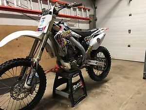 CRF 450R REBUILT WITH LOTS MORE- PRICE REDUCED $5000 OBO