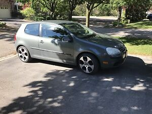 2007 Volkswagen Rabbit / Golf