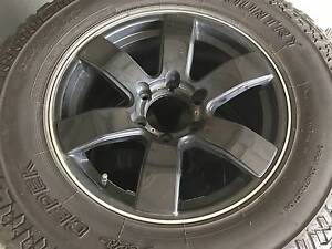 TYRES AND RIMS FOR SALE Bentley Park Cairns City Preview