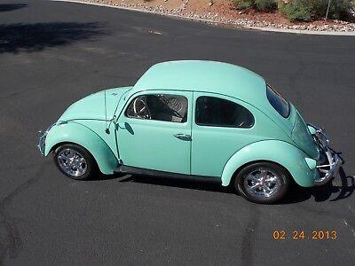 1961 Volkswagen Beetle - Classic  used classic volkswagen beetle