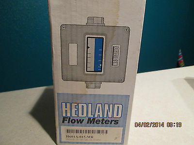 Hedland Flow Meter H601a-015-mr