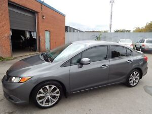 2012 Honda Civic SI NAVIGATION SUNROOF 6 SPEED MANUAL