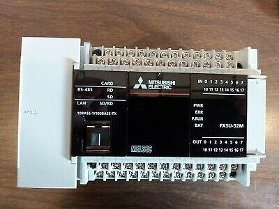 Mitsubishi Fx5u-32mtess Pogrammable Controller Fx5u 32mt Ess New