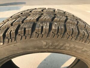 winter tires 245/50R20 arctic claw studded