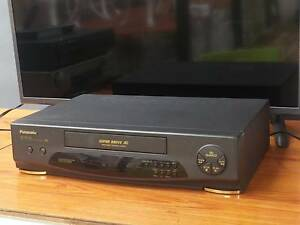 Panasonic NV-SD200 Video Player VHS Player VCR - no remote North Sydney North Sydney Area Preview