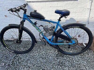 "Motorized Engine Mountain Bike Bicycle 29"" Wheels Boys Toy Fun Commuter Bike !"
