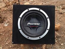 """12"""" Pioneer Sub Cygnet Huon Valley Preview"""