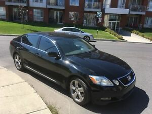 LEXUS GS350 EXECUTIVE PKG, GPS, camera de recule, échange C63