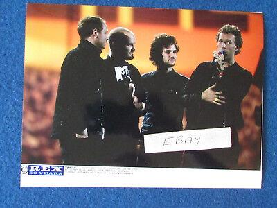 "Original Press Photo - 8""x6"" - Coldplay - 2005 - B"