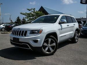 2015 Jeep Grand Cherokee Limited 4WD Large Screen & Sunroof