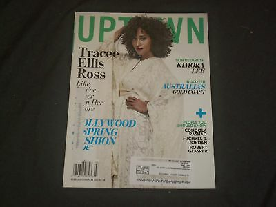 2012 February March Uptown Magazine   Tracee Ellis Ross Cover   B 1023