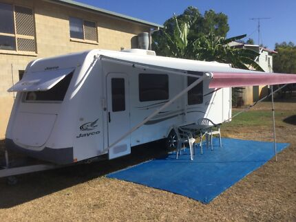 Jayco sterling caravan Bowen Whitsundays Area Preview