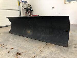 Kimpex Click N Go ATV plow 60 inch