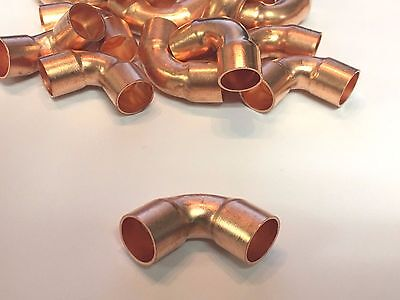 Copper Fitting Short Radius 90 For 38 O.d. Tubing