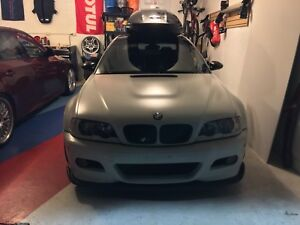 BMW M3 E46 PART OUT