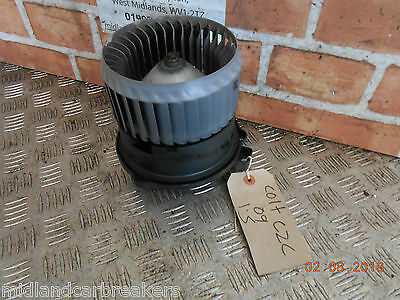 MITSUBISHI COLT CZC 2009 HEATER BLOWER MOTOR FAN MF016070-0721