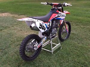 2008 Honda CRF150RB, big wheel/expert