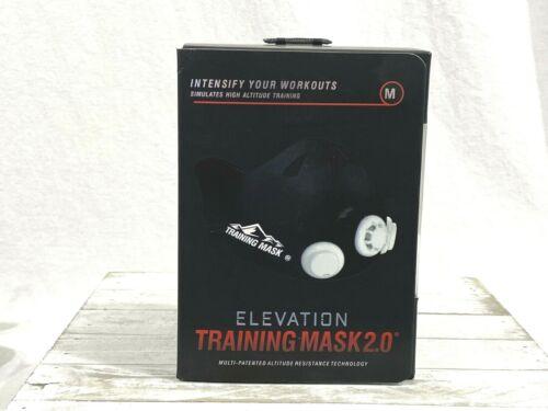 Elevation Training Mask 2.0 Size Medium High Altitude Training NEW Open Box