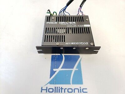 Pack Driver Stepping Motor Driver Ak-x220