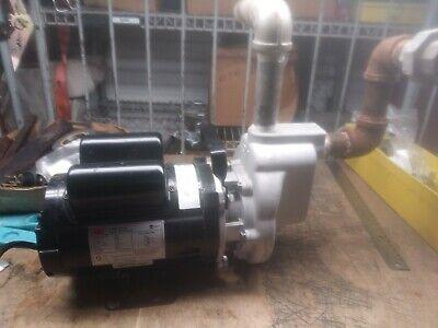 Dayton 5pxyo Centrifugal Pump 12 Hp1 Ph115230v