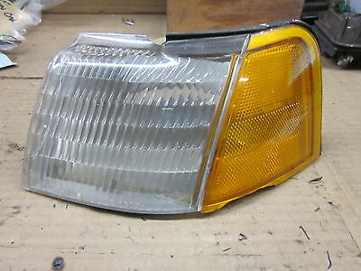 FORD THUNDERBIRD T BIRD 89-93 MERCURY COUGAR 89-95 CORNER LIGHT DRIVER LH LEFT