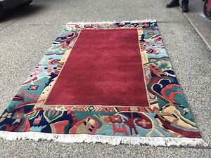 Area carpet