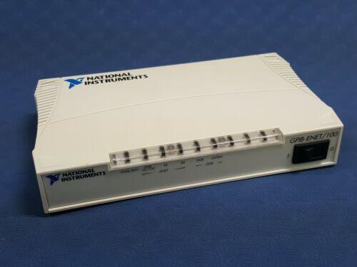 National Instruments NI GPIB-ENET/100 Ethernet GPIB Controller