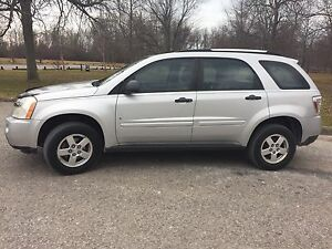 2009 Chevrolet Equinox 149k's  New Price $6850.00 Very Firm!!