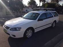 Ford Falcon 2010 Extelstra  Automatic, A/C, P/S, LPG ONLY, Ladder Lidcombe Auburn Area Preview