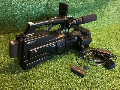 Sony HXR-MC2000E HD Professional Video Camera Camcorder Shoulder Mount MINT COND