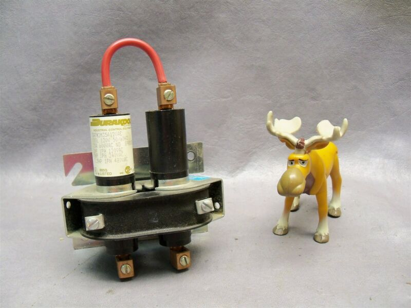 Durakool 2M35A120AC Mercury Relay Contactor 2 Pole