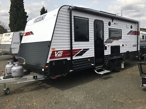 V2 Family 21'6 Viscount Caravan with Ensuite North St Marys Penrith Area Preview