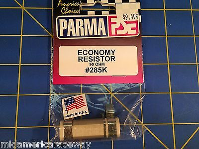 Parma #285K 90 OHM Resistor for Economy Controller from Mid America Raceway, used for sale  Downers Grove