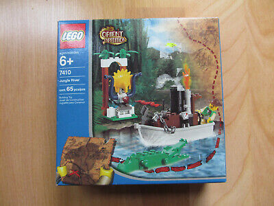 LEGO 7410  Orient Expedition Jungle River