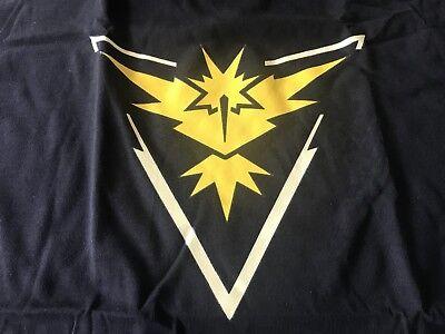 New Pokemon Rare Bird Zapdos T-Shirt Nice Quality