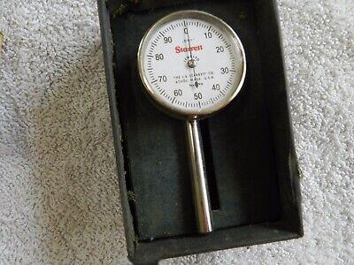 Starrett Dial Test Indicator 196
