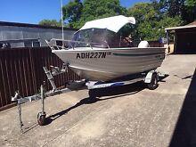 2002 Sea Jay Aluminium Boat, 2002 35HP Johnson, Great Boat!!! Berala Auburn Area Preview