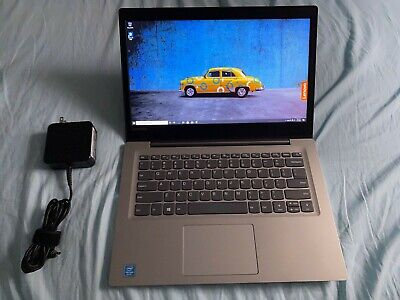 Lenovo Ideapad 130s-14igm 14 inch Laptop Intel N5000 4GB RAM 64GB SSD Intel 605