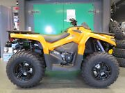 Can Am OUTLANDER 570 DPS SERVO NO SPORTSMAN 450 650